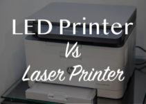 LED Printer VS Laser Printer – Which One Should I Get?