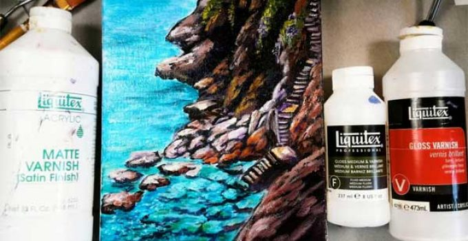 best-varnish-for-acrylic-paint
